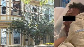 Čech v Bostonu vyhodil byt do povětří, podle policie vyráběl bombu.