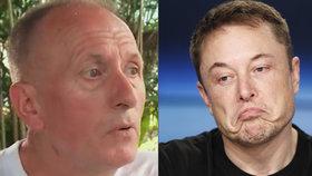 Elon Musk zaútočil na hrdinu z Thajska!