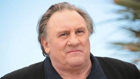 Gérard Depardieu má k Rusku kladný vztah, daně tam ale neplatí.