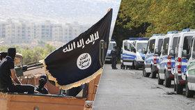 V saském Plavně zadrželi Syřana podezřelého z členství v IS.