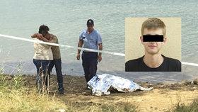 Jára (†18) přes zákaz utekl z domu k přehradě: Je mrtvý. Z posledních slov mrazí