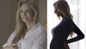 Sklenaříková (46) těsně před porodem: Kolaps v supermarketu! Řekla, co se jí narodí