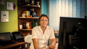 Ivo (53) je všeobecným lékařem v Jedovnici na Blanensku