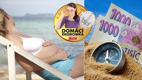 Cestovní pojištění v těhotenství?