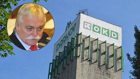 Bývalého ministra Urbana mrzí, že OKD skončila v rukou Bakaly.
