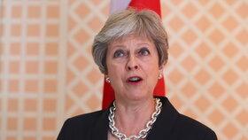 Pokud se Británie nedohodne s Evropskou unií na nových vzájemných vztazích do svého odchodu ze společenství, nenastane žádný konec světa, prohlásila britská premiérka Theresa Mayová.