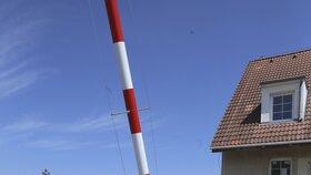Klienti H-Systemu z bytového družstva Svatopluk postavili v Horoměřicích závoru