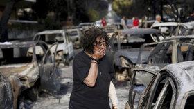 Příčina požáru v letovisku Mati a postup při něm se vyšetřují.