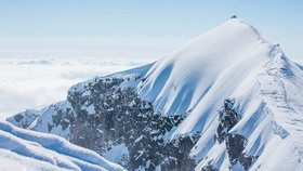 Ve Švédsku roztála ledová špička hory Kebnekaise a ztratila titul nejvyšší hora země