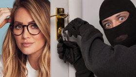 I herečka Hilary Duff se stala obětí zloděje, který si ji vyčíhal na sociálních sítích