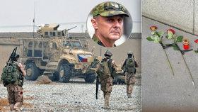 Vojáci Martin Marcin (†36), Kamil Beneš (†28) a Patrik Štěpánek (†25) se z mise v Afghánistánu už nevrátí.