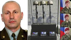 """""""Měli rodiny, sportovali."""" Velitel jednotky Daniel Cekul vzpomíná na zabité vojáky."""