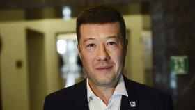 Předseda SPD Tomio Okamura čelil kvůli svým výrokům o táboru v Letech silné kritice.