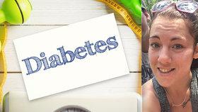 Míša má sice cukrovku, ale nestydí se za ni, naopak se snaží pomáhat dalším diabetikům.