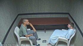 Zahcary se snažil bratra přimět, aby mu sdělil, co ho ke střelbě vedlo