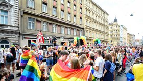 Prague Pride 2018 roztančil tisíce lidí!