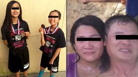 Matka se zapálila před očima svých dětí! Dvě dcery uhořely spolu s ní