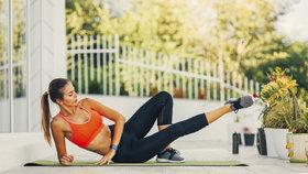 Chcete zpevnit vnitřní stehna? Těchto pár cviků vám s tím pomůže