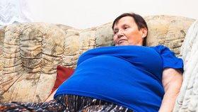 Čeští senioři mají potíže s obezitou (ilustrační foto)