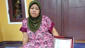 Benah, matka Siti Aisyahové