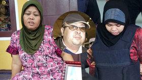 Matka Siti Aisyahové, která je obviněná z vraždy Kim Čong-nama, bratra severokorejského vůdce, věří v dceřinu nevinu.