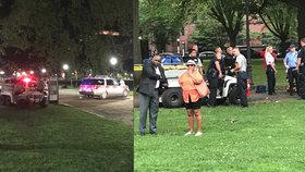 Více než 70 lidí se předávkovalo v parku. Může za to syntetická marihuana