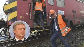 Exministr Prachař se pustil do svého nástupce ministra dopravy Dana Ťoka.
