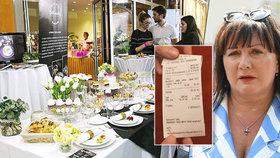 Ministryně financí Alena Schillerová prověřovala praxi finančních úřadů. Zjišťovaly od novomanželů, kolik peněz utratili za svatební hostiny. Mají podezření, že podváděly s EET