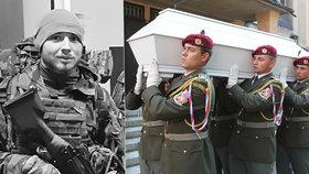 Čtyřiadvacetiletý Štěpánek byl jedním ze tří českých vojáků, kteří padli 5. srpna v Afghánistánu při teroristickém útoku.