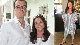 Dieta láskou: Hana Gregorová (65) po návratu ke Koptíkovi mizí před očima!