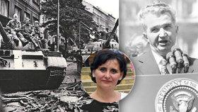 Ceaușescu jako jediný odmítl invazi do Československa