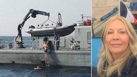 Britka Kay Longstaffová spadla na Jadranu z výletní lodi a 10 hodin trvalo, než ji zachránili.