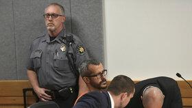 Chris Watts může dostat i trest smrti.