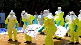 Kongo kvůli nejnovější epidemii povolilo nasazení čtyř dalších experimentálních způsobů léčby eboly