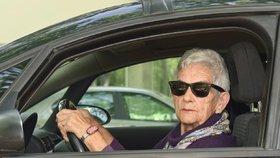 Důchodkyně (Ilustrační foto)