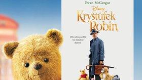 Kryštůfek Robin vyrostl, do Stokorcového lesa se vrací i s vašimi dětmi. Podívejte se od 23. 8. 2018 v českých kinech.