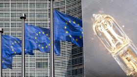 Halogenová žárovka bude v EU zakázaná.