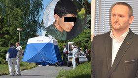 Vypálil 20 kulek za 4 vteřiny: Střelec z chomutovského sídliště nechtěl vraždit, tvrdí soud.