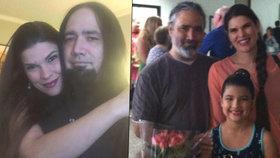 Rodiče dívenku nechali 5 dní doma samotnou, aby mohli jet na metalový koncert.