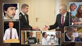 Andrej Babiš toho v politice stihl za pár let víc než dost. Na žádost o důchod si ale čas neudělal