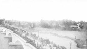 Londýn byl paralyzován řáděním Jacka Rozparovače v roce 1888.