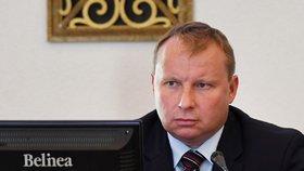 Politický náměstek ministra zahraničí Miroslav Poche