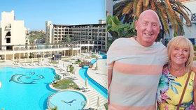 Hotel smrti v Egyptě: Zabila turista úplavice?