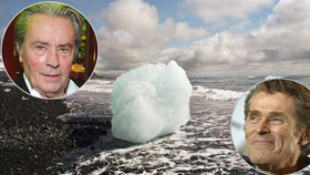 Vědci startují nový boj s klimatickými změnami. Podpořil je Delon nebo Dafoe (3. 9. 2018)