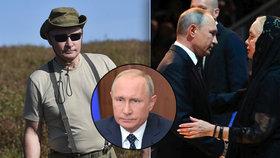 Putin má vlastní reality show. V prvním díle zmínili jeho dovolenou i účast na pohřbu, o protestech proti důchodové reformě ale mlčí.