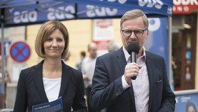 Advokátka Markéta Vaňková je volební jedničkou ODS v Brně