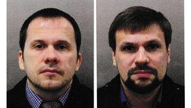 Obvinění z pokusu o vraždu Skripalových