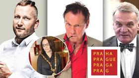 Do pražského zastupitelstva kandiduje 29 stran. Prahu chce přitom řídit finančník, gynekolog nebo například uznávaný fotograf. Současná primátorka Adriana Krnáčová letos primátorský řetěz sundá - už nekandiduje.