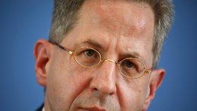 Šéf německé kontrarozvědky Hans-Georg Maassen