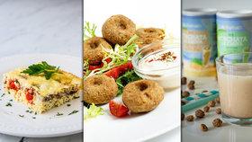 Tři recepty ze surovin, které jste mohli ochutnat o dovolené.